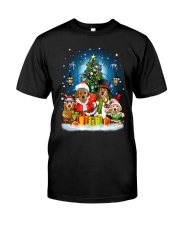 PHOEBE - Golden Retriever - 1111 - C8  Classic T-Shirt thumbnail