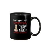 Golden Retriever Symptoms Mug thumbnail