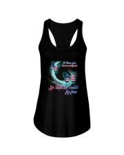 Butterfly Fly Ladies Flowy Tank thumbnail