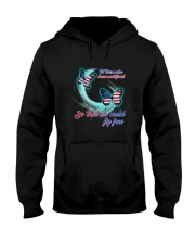 Butterfly Fly Hooded Sweatshirt thumbnail