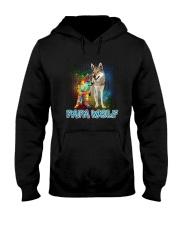 Papa Wolf Hooded Sweatshirt thumbnail