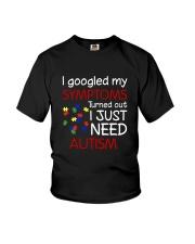 Austism Youth T-Shirt thumbnail