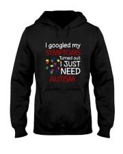 Austism Hooded Sweatshirt thumbnail
