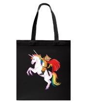 PHOEBE - Cat ride Unicorn - 2011 - D1 Tote Bag thumbnail