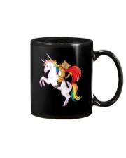 PHOEBE - Cat ride Unicorn - 2011 - D1 Mug thumbnail