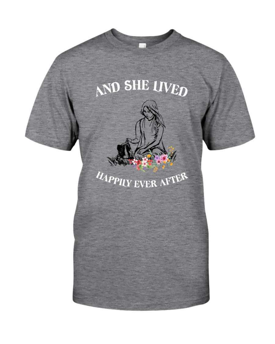 Guinea Pig Happily Ever After Classic T-Shirt