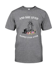 Guinea Pig Happily Ever After Classic T-Shirt front