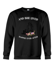 Guinea Pig Happily Ever After Crewneck Sweatshirt thumbnail