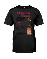 Poem From Pomeranian Classic T-Shirt thumbnail