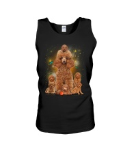Phoebe - Poodle Mom And Babies - 104 Unisex Tank thumbnail