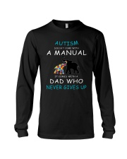 Autism Dad Long Sleeve Tee thumbnail