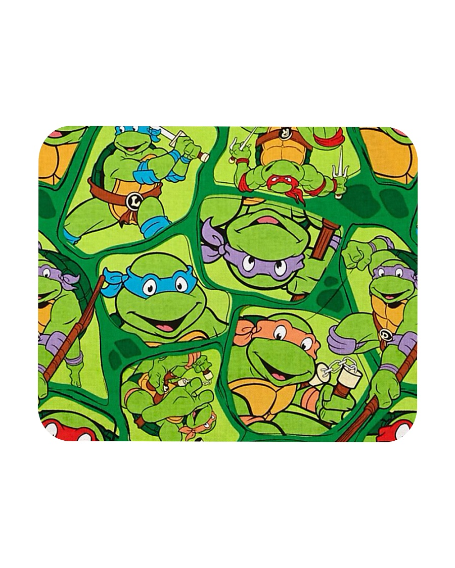 TMNT Funny Color Mousepad