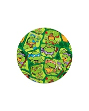 TMNT Funny Color Circle Magnet tile