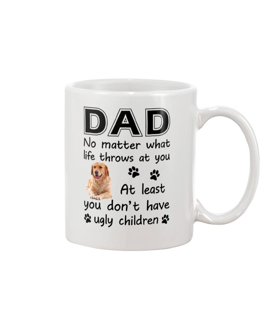 Dad Golden Retriever Mug