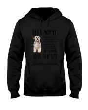 Mommy Shih Tzu Hooded Sweatshirt thumbnail