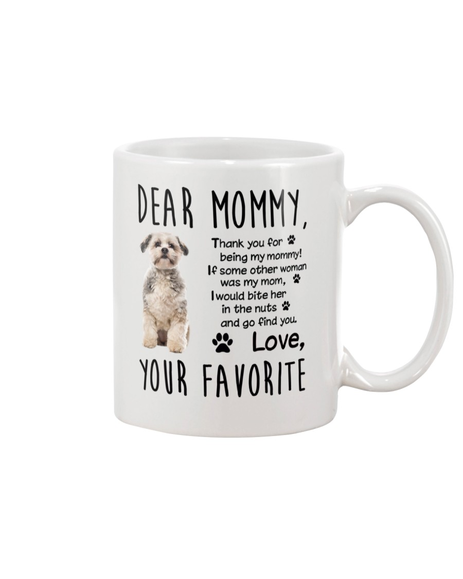 Mommy Shih Tzu Mug