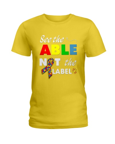 Autism See The Able
