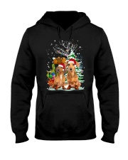 Dachshund Stop Stanta Phoebe 018 Hooded Sweatshirt front