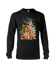 Dachshund Stop Stanta Phoebe 018 Long Sleeve Tee thumbnail