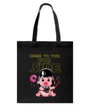 Pig Side Tote Bag thumbnail