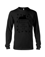 Cat Hair  Long Sleeve Tee thumbnail