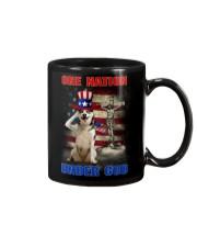 Siberian Husky One Nation Mug thumbnail