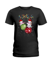 PHOEBE - Unicorns - 1611 - A10 Ladies T-Shirt thumbnail