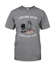 Wolf Happily Ever After Classic T-Shirt front