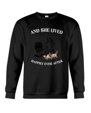 Wolf Happily Ever After Crewneck Sweatshirt thumbnail