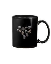 Just A Girl Elephants Mug thumbnail