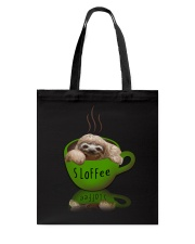Sloffee Tote Bag tile