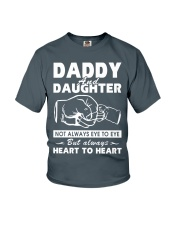 Daddy and daughter Youth T-Shirt thumbnail