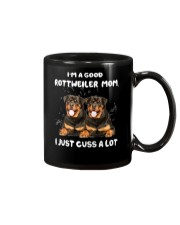 Good Mom Rottweiler Mug thumbnail