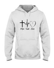 Hope Faith Love Hooded Sweatshirt thumbnail