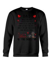 Dad Dachshund  Crewneck Sweatshirt thumbnail