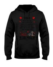 Dad Dachshund  Hooded Sweatshirt thumbnail