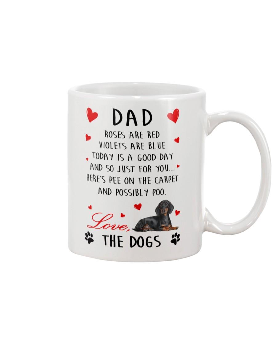 Dad Dachshund  Mug