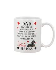 Dad Dachshund  Mug front