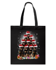 PHOEBE - Rottweiler in party hat  - 0911 - E16 Tote Bag thumbnail