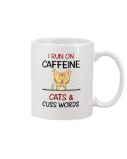 Cat Caffeine Mug front