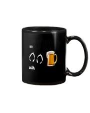 Flip Flops Beer Mug thumbnail
