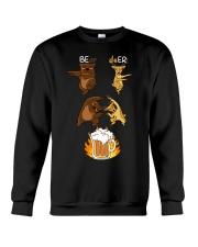 Bear Deer Crewneck Sweatshirt thumbnail