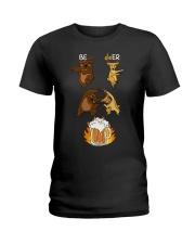 Bear Deer Ladies T-Shirt thumbnail