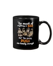 Pug Barely Enough Mug thumbnail