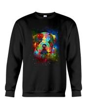 Bulldog Autism Crewneck Sweatshirt thumbnail