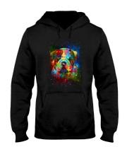 Bulldog Autism Hooded Sweatshirt thumbnail
