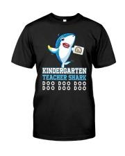 Teacher Doo Doo Classic T-Shirt front