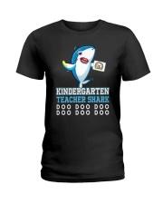 Teacher Doo Doo Ladies T-Shirt thumbnail