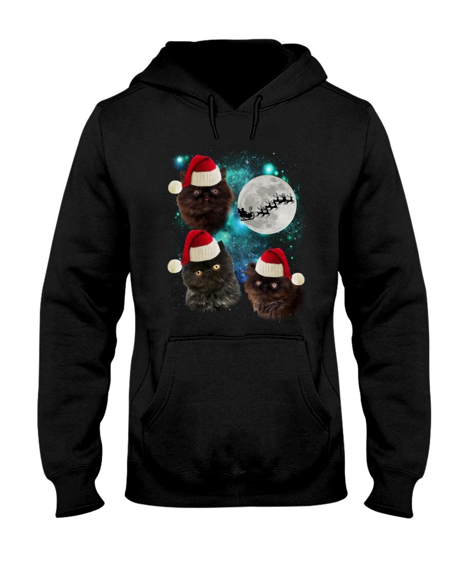 PHOEBE - Persian - 0412 - 52 Hooded Sweatshirt