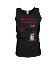 Poem From Pembroke Welsh Corgi Unisex Tank thumbnail